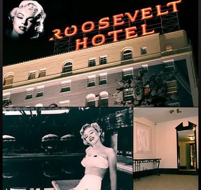 Hotel Roosevelt - notitarde