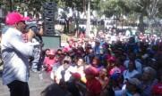 """Istúriz exhortó a mantener la unidad y conciencia """"revolucionaria"""""""