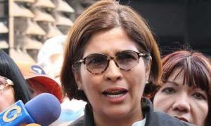 """Diputada Hernández denunció severos apagones en Monagas: """"Los ciudadanos están reportando muchas horas sin luz"""