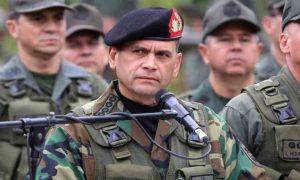 Ceballos declaró tener la situación de Apure bajo control de la FANB