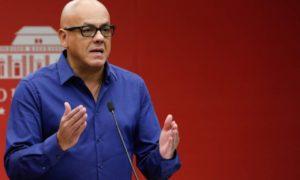 Jorge Rodríguez denunció corrupción en recursos de la ayuda humanitaria en Colombia