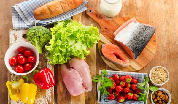 alimentos con vitamina a e y c
