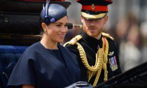 Meghan Markle reaparece en público en celebración del cumpleaños de la reina