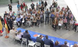 Sesión Especial 90 aniversario Los Palos Grandes
