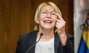 Lo que dijo Luisa Ortega Díaz sobre la reunión de Bachelet y Saab