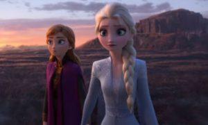 Anna y Elsa viajan a tierras desconocidas en el tráiler de 'Frozen 2'