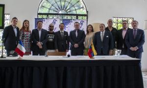 Duque: La Plaza Los Palos Grandes será el escenario para la Feria Francia Tuya 2019