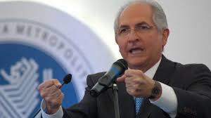 Ledezma reprocha que la vacunación en Venezuela no sea una prioridad para el régimen de Maduro
