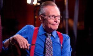 Murió el presentador Larry King a los 87 años