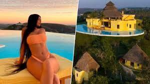 Kylie Jenner disfrutó de sus vacaciones en México