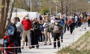 España: la pandemia suma 56.118 contagios desde el inicio de la Semana Santa
