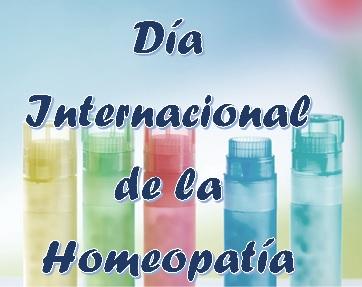 #10 abrildía Internacional de la Homeopatía