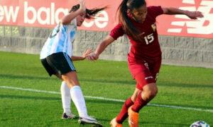 Venezuela y Argentina empatan sin goles en Bilbao