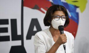 """Ana Rosario Contreras exigió ingreso de vacunas para personal sanitario: """"Tenemos que prestar nuestros servicios en ambiente de altísimo riesgo"""""""