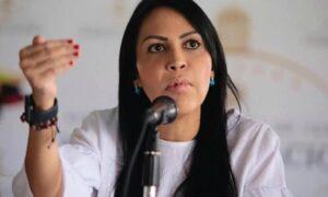 """Diputada Solórzano: """"Hemos construido bases sólidas para la transición"""""""
