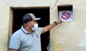Alcalde Luis Duque ofrece disculpas por etiquetar viviendas en Yaracuy