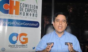 González Florez: «Seguimos trabajando y dando el ejemplo por Chacao en este 2021»