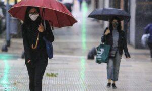 Prevén lluvias de intensidad variable y descargas eléctricas