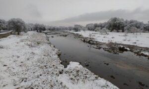Argentina: La nieve cubre la ciudad de Córdoba por primera vez en 14 años