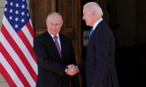 Empieza la cumbre entre Biden y Putin en Ginebra