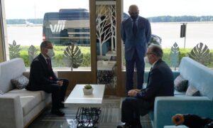 Canciller Arreaza comienza visita oficial a Turquía