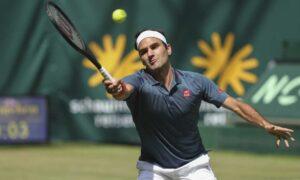 Roger Federer cae en octavos ante Auger-Aliassime
