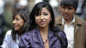 Hija de Evo Morales se vacunó antes de tiempo y generó polémica en Bolivia