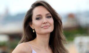 Angelina Jolie visita a su ex y desata rumores de un nuevo romance