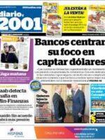 Portadas de los diarios del jueves 17/06/2021