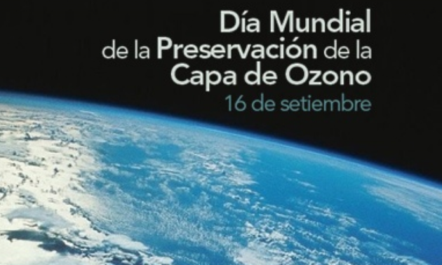 #16 de septiembre Día Internacional de la Preservación de la Capa de Ozono