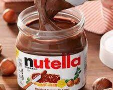 ¿Cuál es el origen de la Nutella?