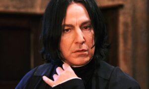 Harry Potter prepara una serie protagonizada por Severus Snape