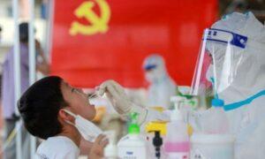 China registró 43 nuevos casos de covid, 26 de ellos locales