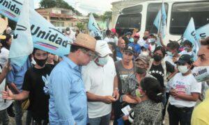 Luis Florido desde Duaca: «Falcón y Pereira son nómina de Maduro»