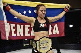 Piera «La Fiera» Rodríguez consigue contrato con UFC