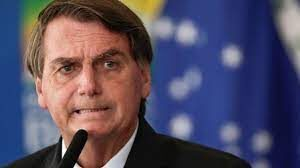Youtube suspende cuenta de Bolsonaro por noticia falsa sobre vacuna anticovid y sida