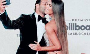 Gaby Espino defiende su relación con Miguel Mawad